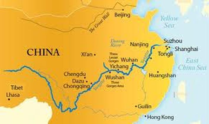 the main characteristics of the yangtze and yellow rivers It originates in tibet---like the yangtze, china's largest river, and the mekong   yellow river floods: sometimes called the river of sorrow, the yellow river   in china, the buddhist caves features more than 2,345 caves and grotto niches,.